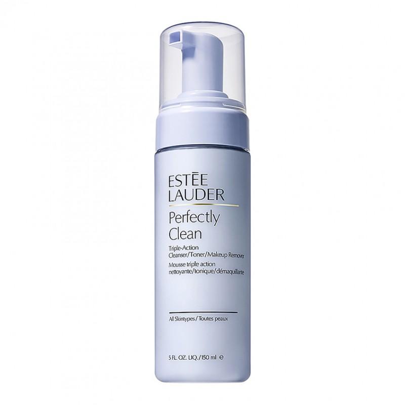 ESTEE LAUDER Универсальное средство для умывания Perfectly Clean Triple-Action Cleanser/Toner/Makeup Remover