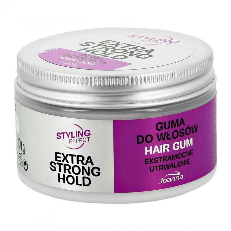 JOANNA Гель-тянучка для укладки волос STYLING EFFECT экстрасильной фиксации