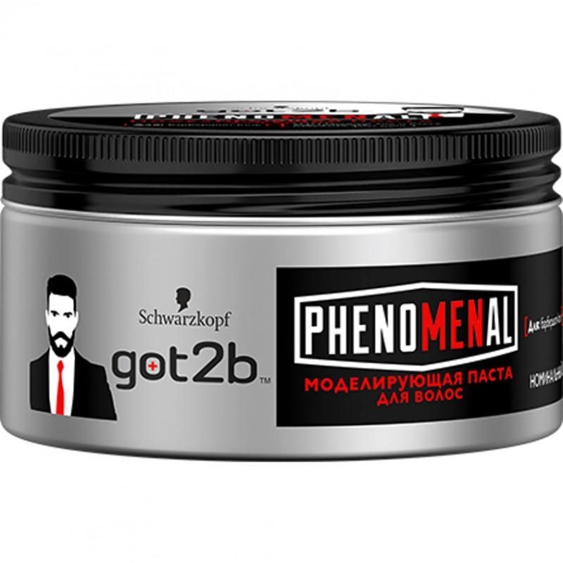 GOT2B Паста для волос моделирующая phenoMENal 100 мл