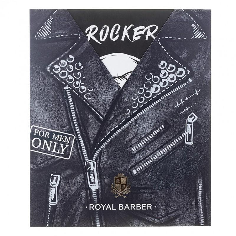 ROYAL BARBER Набор для мужчин ROCKER