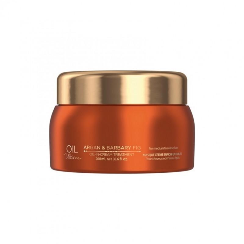 SCHWARZKOPF PROFESSIONAL Маска для жестких и средних волос Oil Ultime