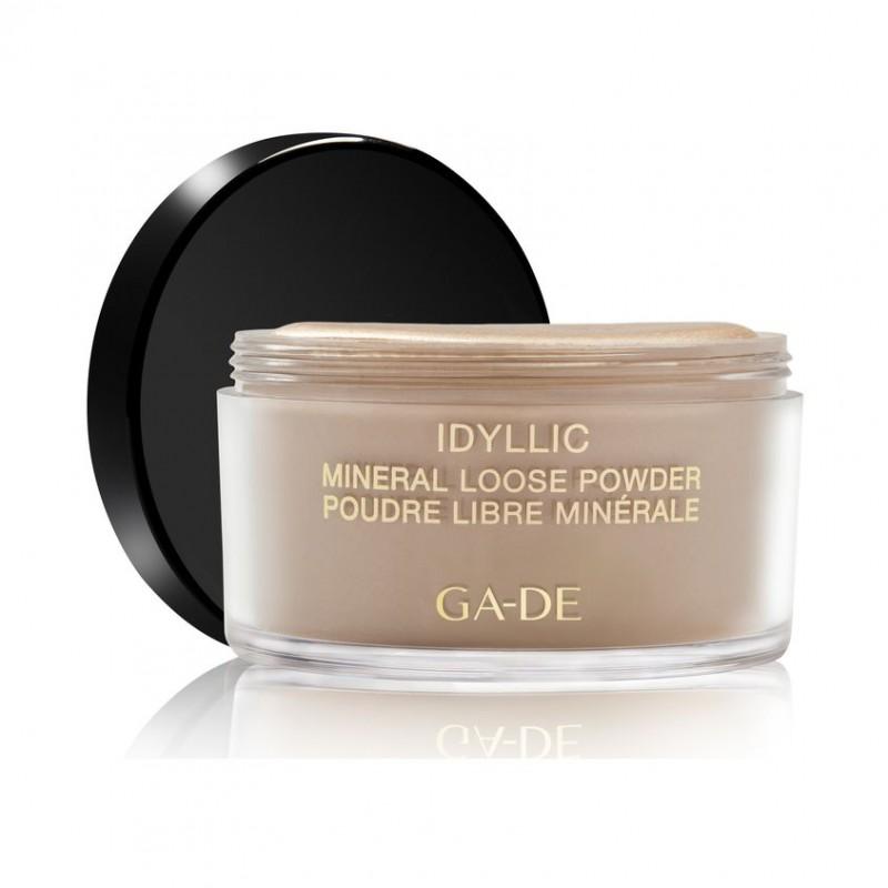 GA-DE Рассыпчатая пудра Idyllic Mineral