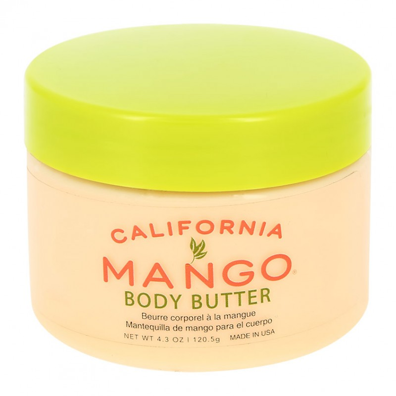 CALIFORNIA MANGO Крем-масло для тела CALIFORNIA MANGO