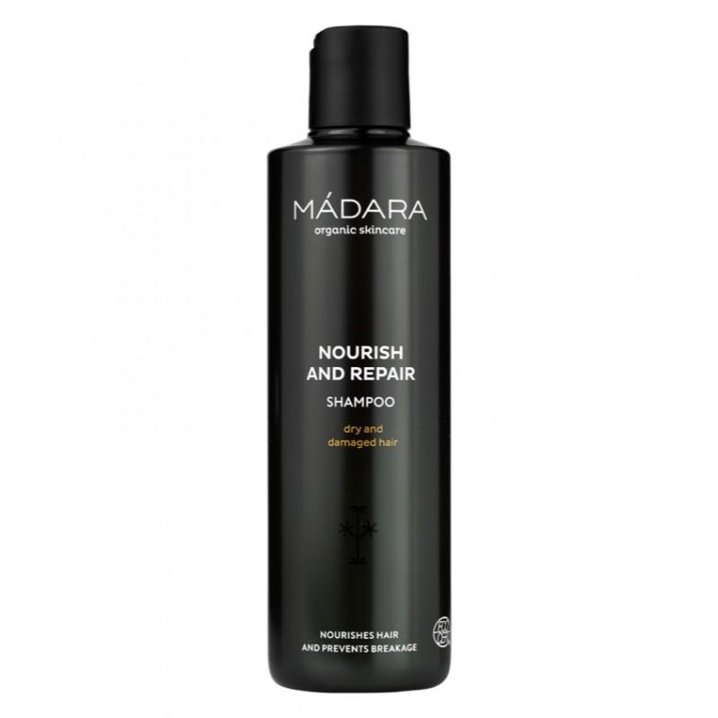 MADARA шампунь для волос восстанавливающий уход