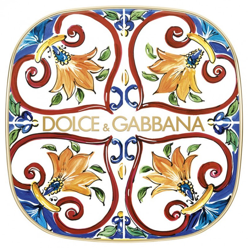 DOLCE&GABBANA Румяна-хайлайтер для лица SOLAR GLOW