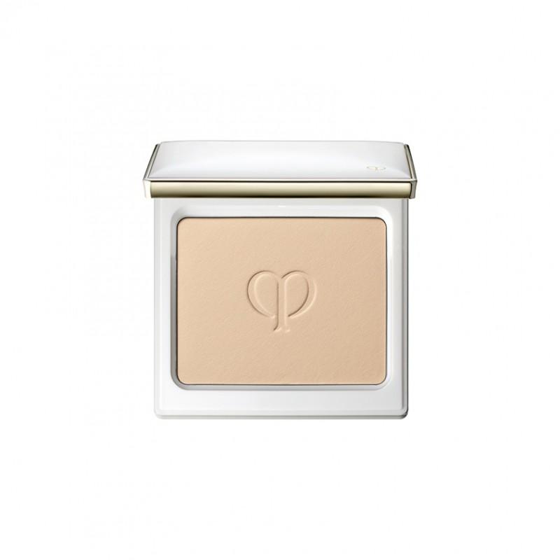 CLÉ DE PEAU BEAUTÉ Компактная пудра, придающая коже яркость (сменный блок)