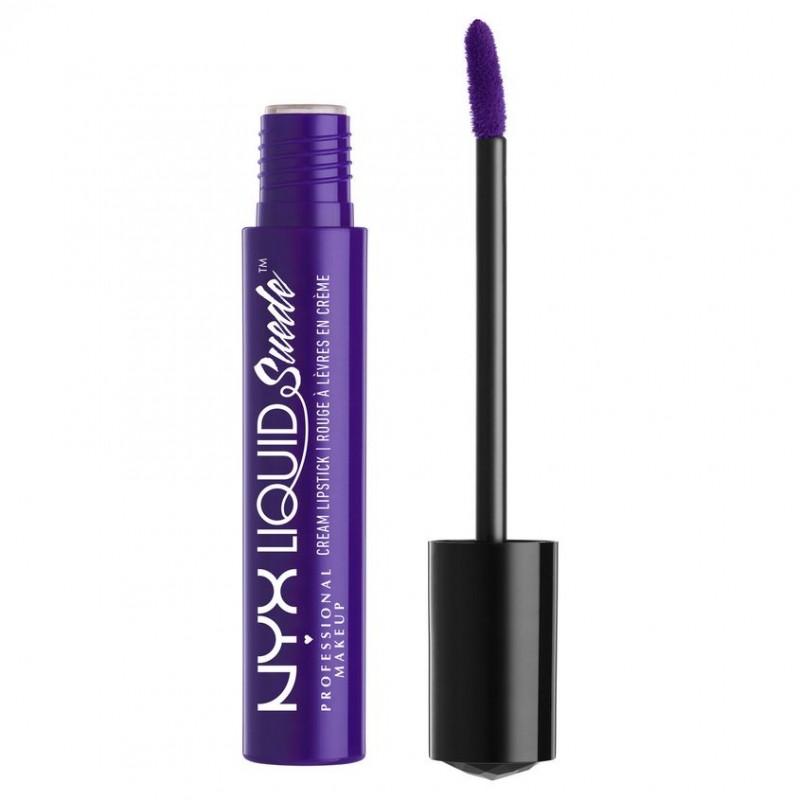 NYX Professional Makeup Жидкая губная помада. LIQUID SUEDE CREAM LIPSTICK