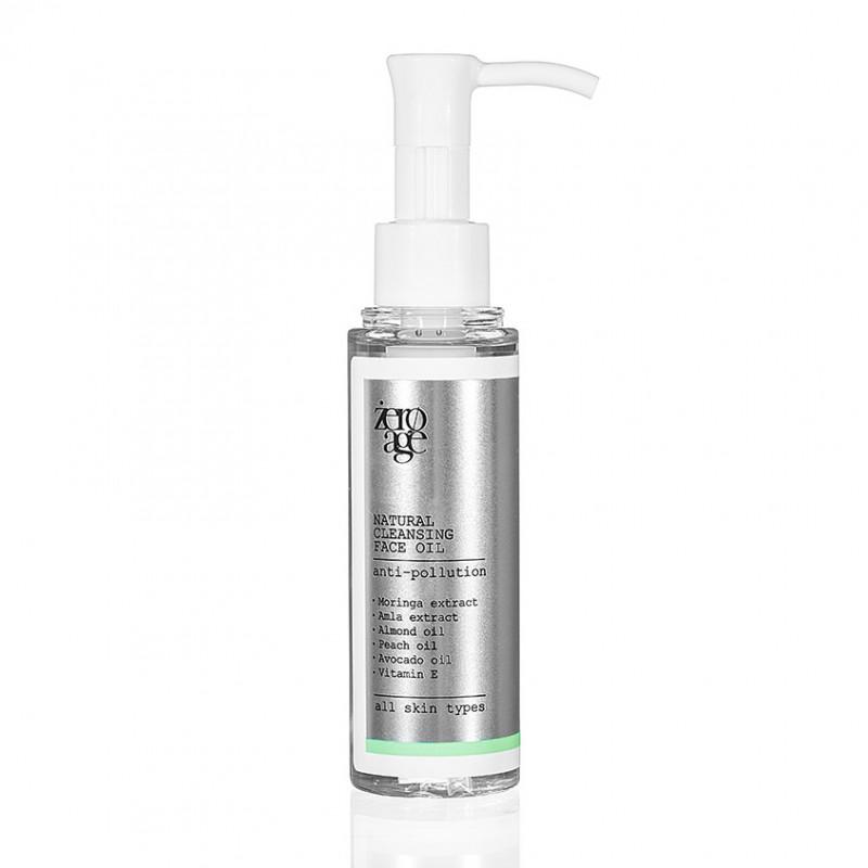 ZERO AGE Натуральное гидрофильное масло для очищения кожи