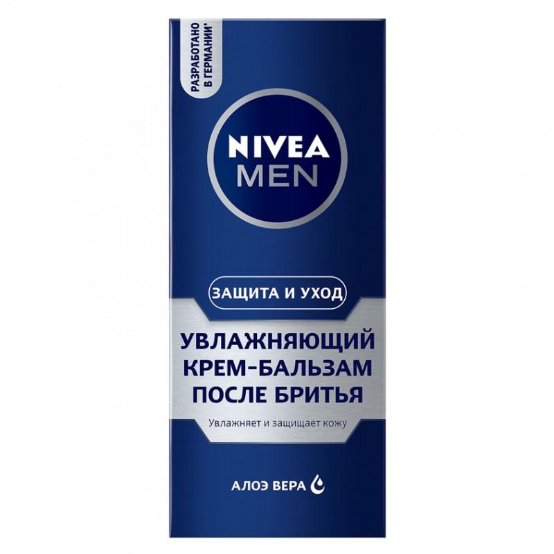 NIVEA Крем-бальзам после бритья Защита и Уход
