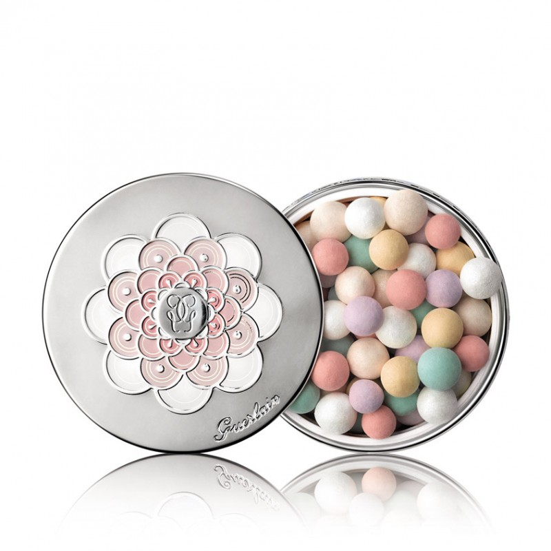 GUERLAIN Пудра-шарики Meteorites Perles № 4 Dore, 25 г