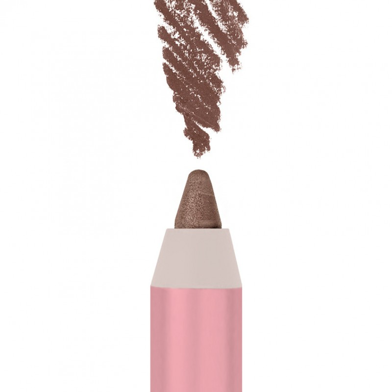 OK BEAUTY Стойкий карандаш для глаз COLOR SALUTE SLIDE & STAY