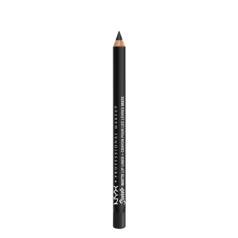 NYX Professional Makeup Замшевый карандаш для губ. SUEDE MATTE LIP LINER