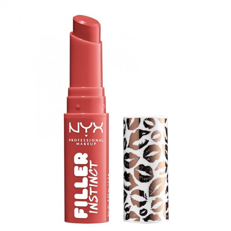 NYX Professional Makeup Помада-бальзам с увлажняющим эффектом FILLER INSTINCT LIP COLOR