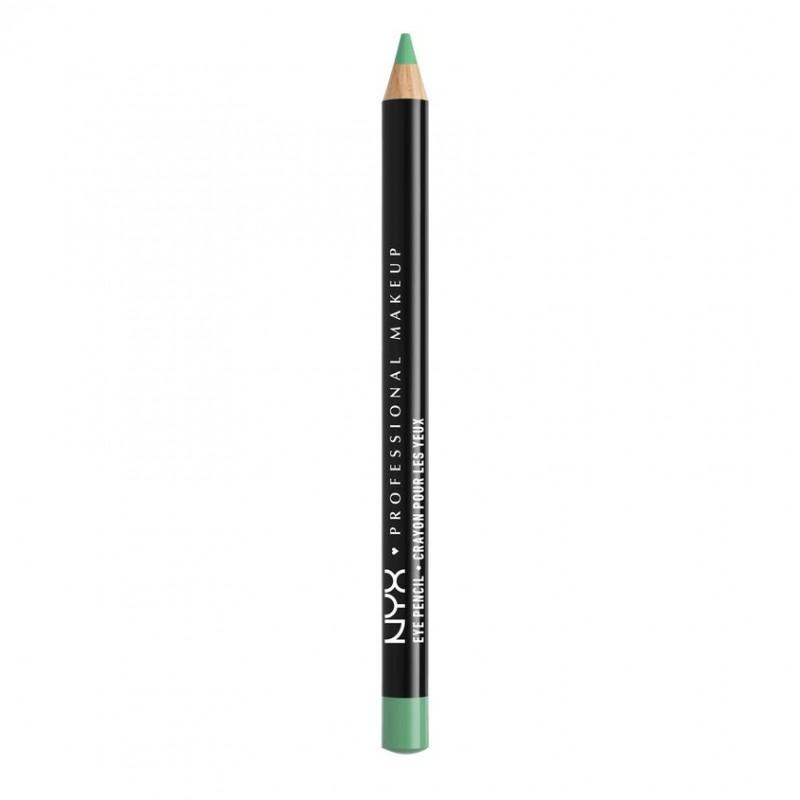 NYX Professional Makeup Классический карандаш для глаз. SLIM EYE PENCIL