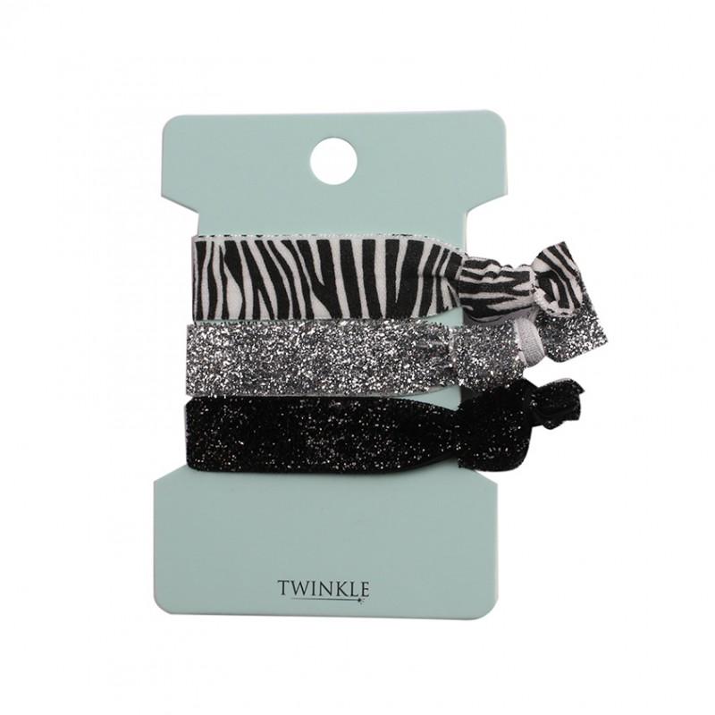 TWINKLE Резинки для волос 3 шт.