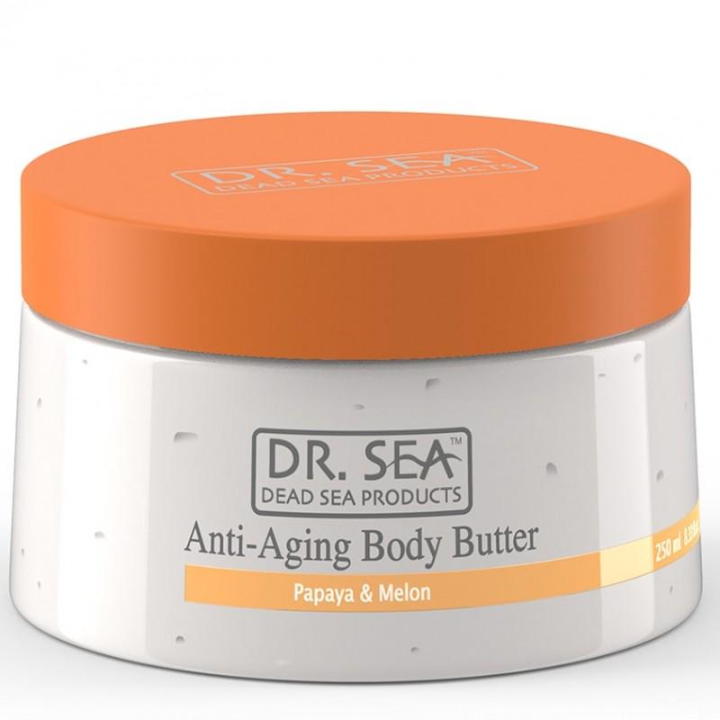 DR. SEA Масло для тела для предотвращения старения с папайей и дыней