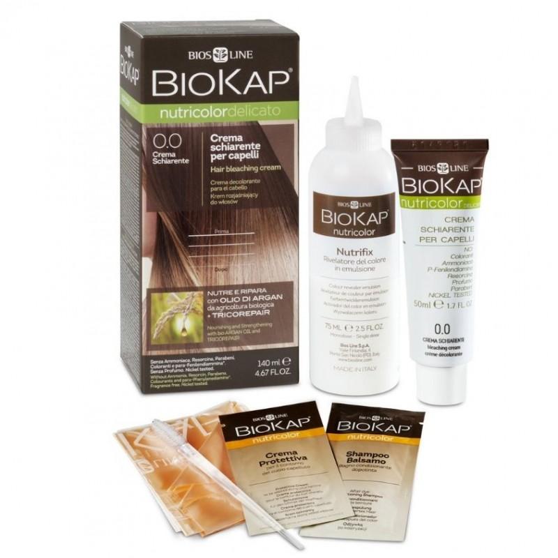 BIOKAP Осветляющий крем BIOKAP (delicato) 0.0