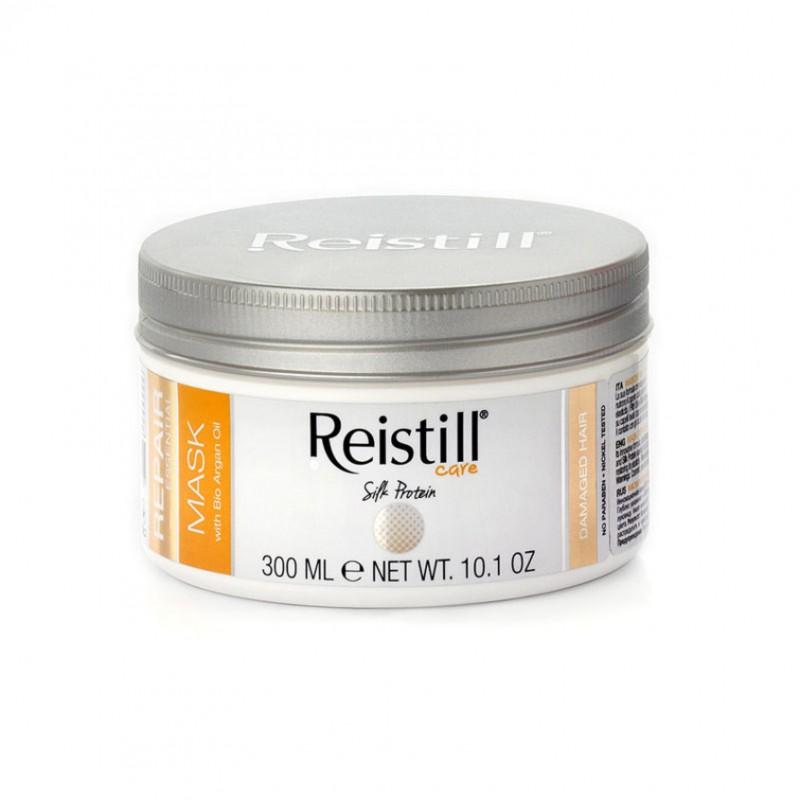 REISTILL Маска омолаживающая восстанавливающая для светлых, обесцвеченных и поврежденных волос