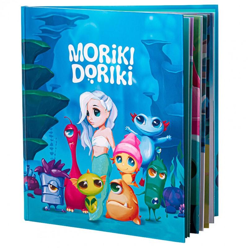 MORIKI DORIKI Книга для детей