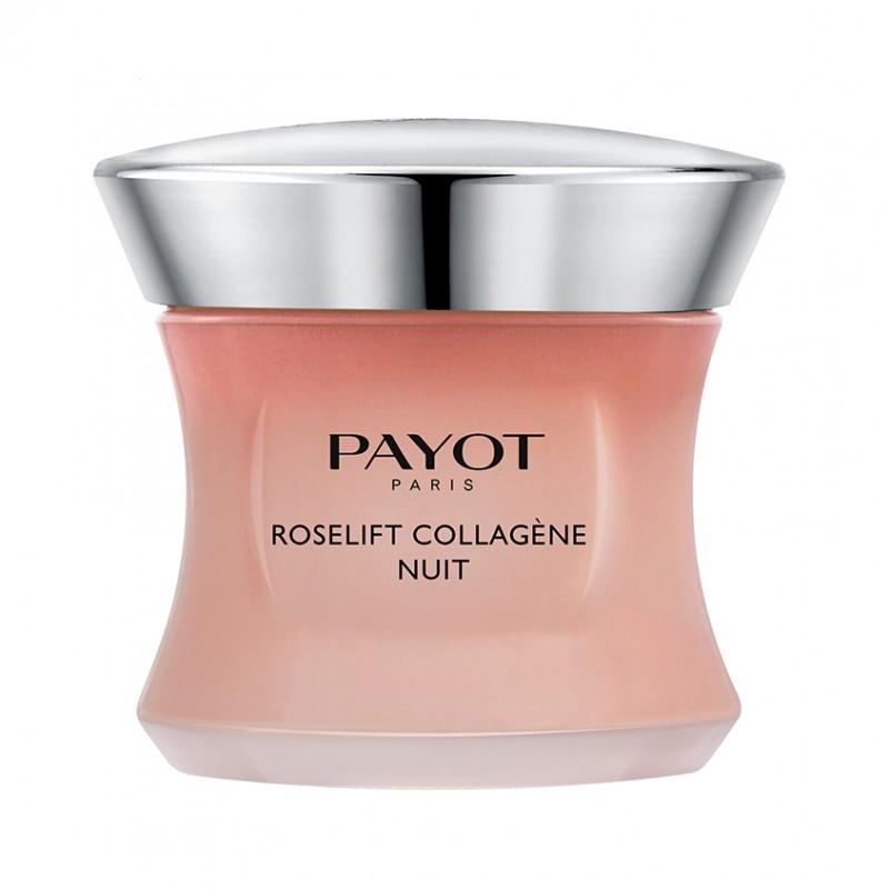 PAYOT Крем ночной для лица для повышения упругости и обновления кожи ROSELIFT COLLAGENE