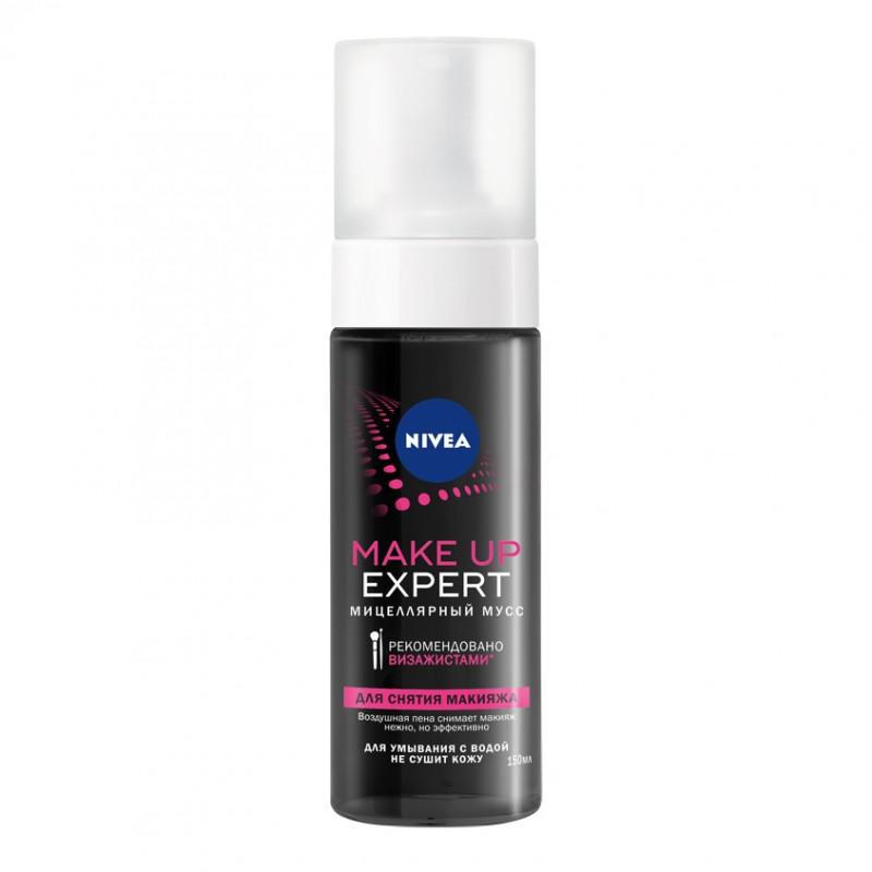 NIVEA Мусс мицеллярный для снятия макияжа