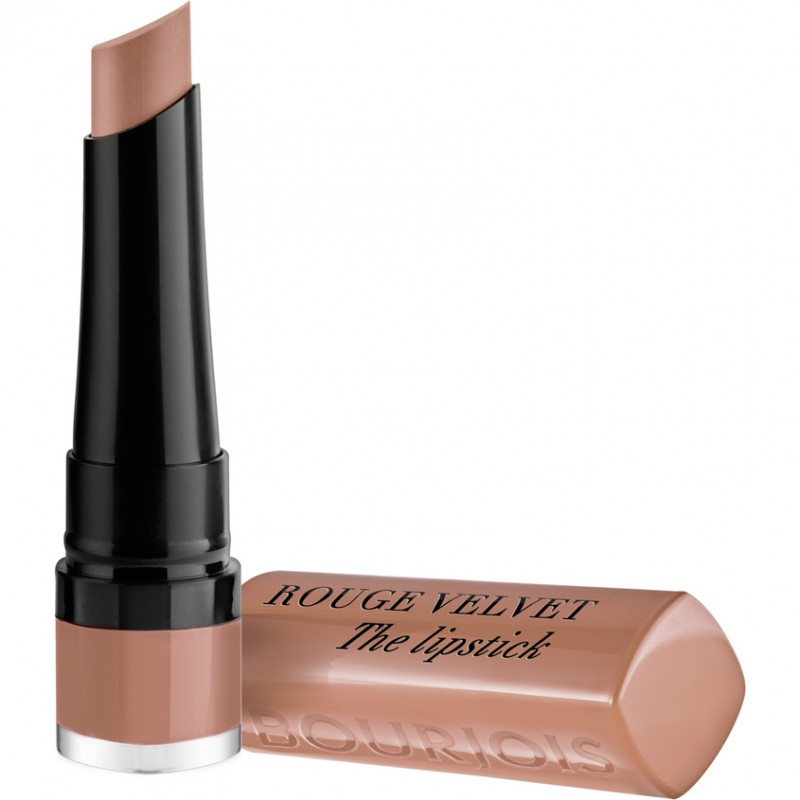 BOURJOIS Матовая помада-стик для губ Rouge Velvet the Lipstick
