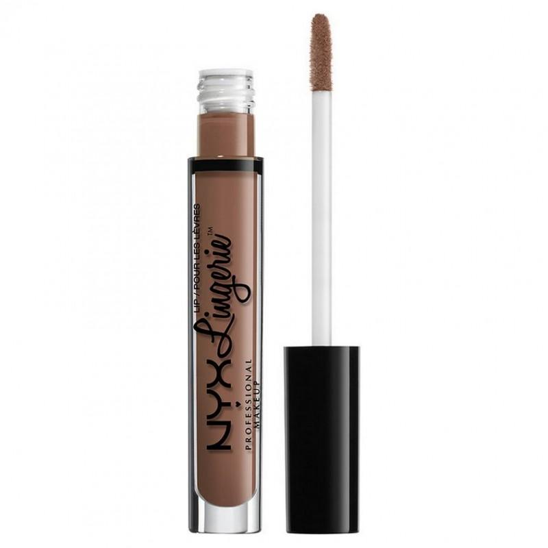 NYX Professional Makeup Жидкая губная помада. LIP LINGERIE