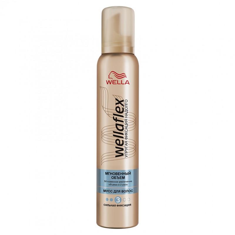 WELLA Wellaflex Мусс для укладки волос