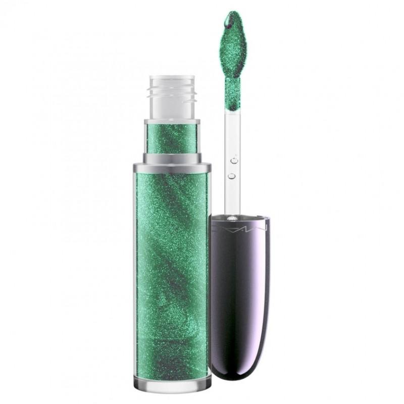 MAC Жидкая помада Grand Illusion Holographic Liquid Lipcolour