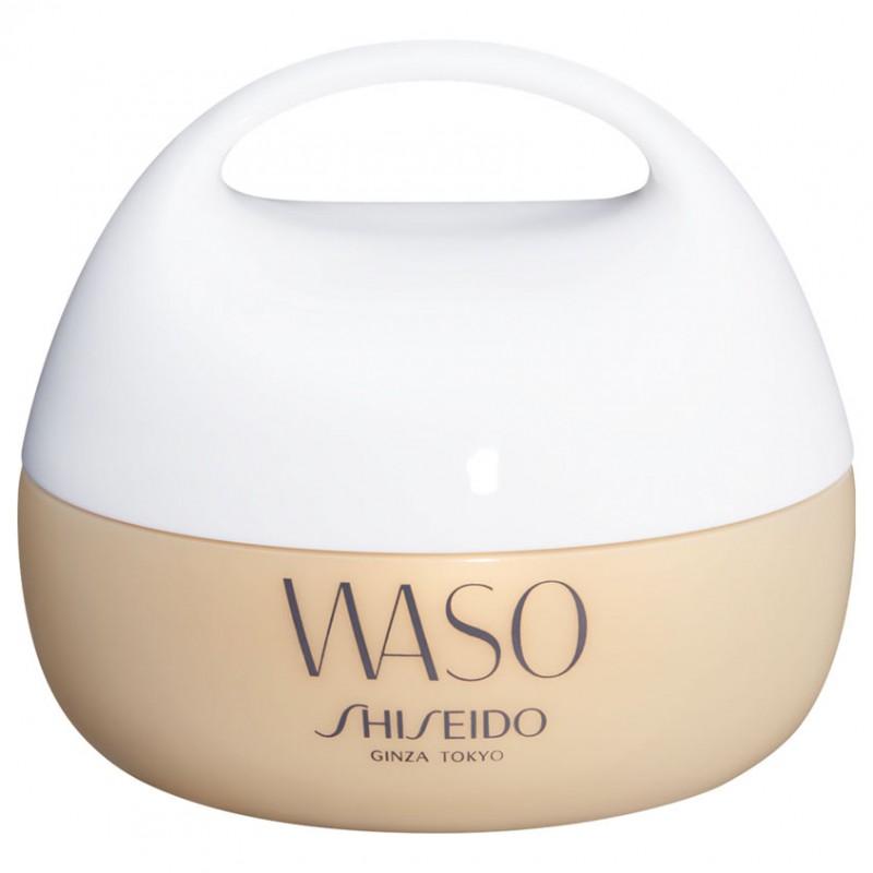 SHISEIDO Обогащенный гига-увлажняющий крем WASO