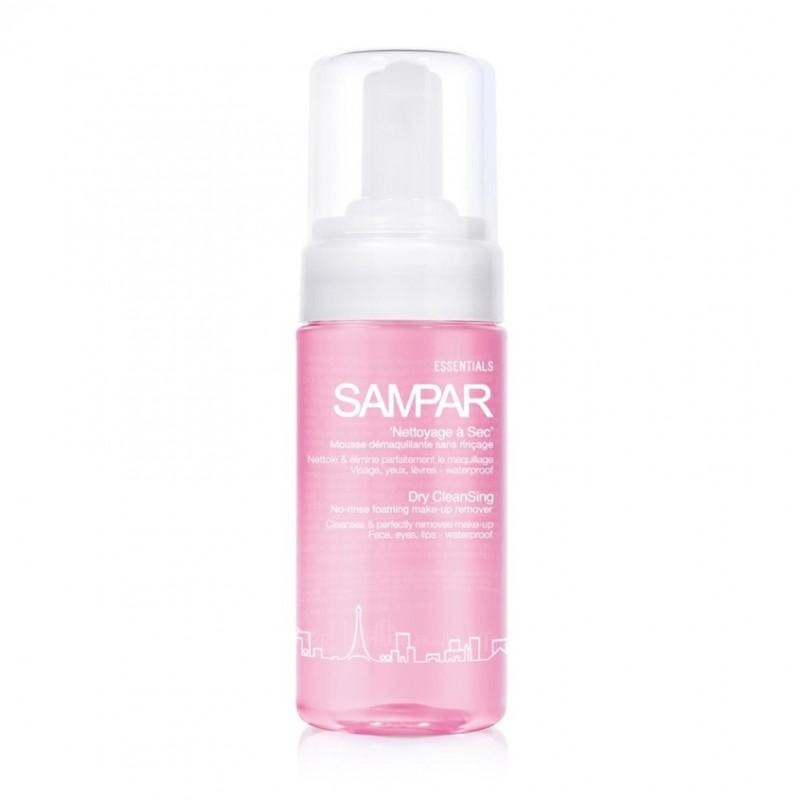 SAMPAR PARIS Мусс для лица для снятия макияжа очищение