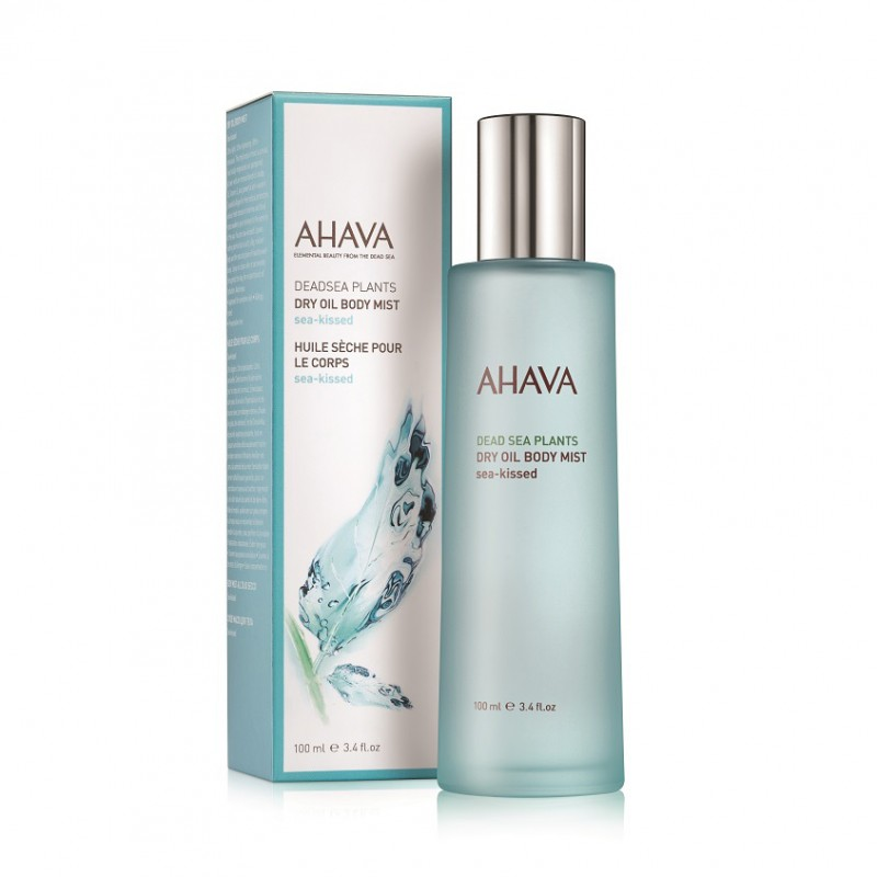 AHAVA Deadsea Plants Сухое масло для тела sea kissed