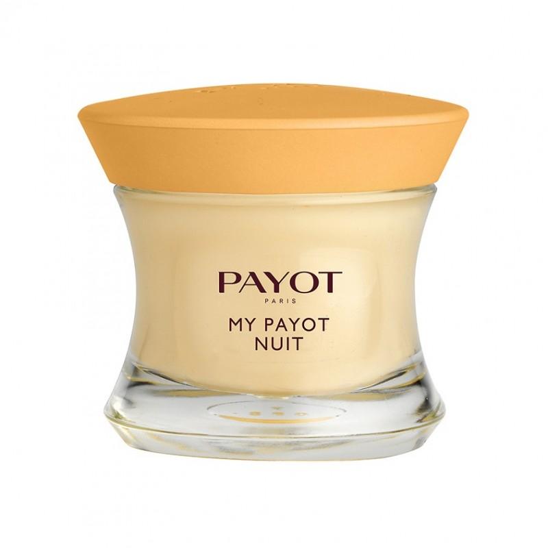 PAYOT Восстанавливающее ночное средство с активными растительными экстрактами My Payot Nuit