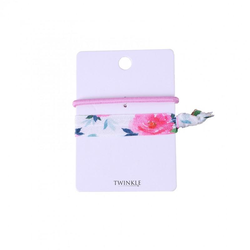 TWINKLE Резинки для волос 2 шт. Roses