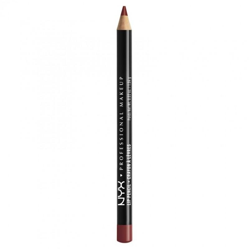 NYX Professional Makeup Карандаш для губ. SLIM LIP PENCIL