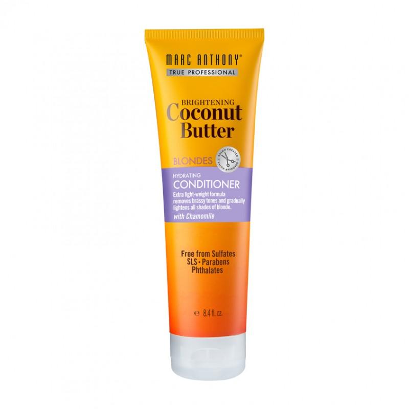 MARC ANTHONY Кондиционер для осветленных и мелированных волос с маслом кокоса