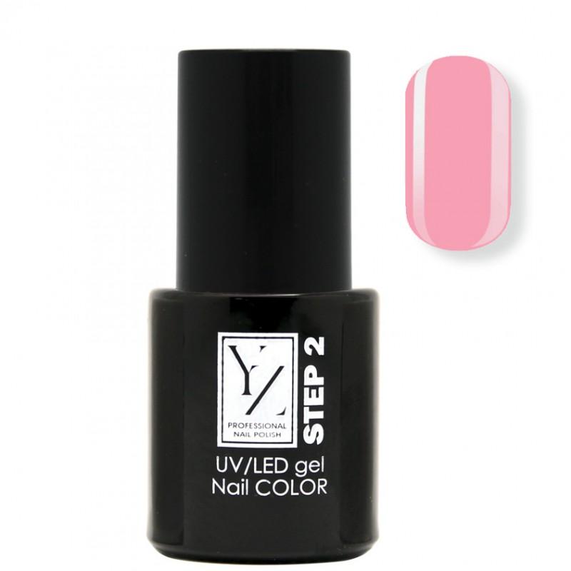 YZ UV и LED гель-лак Насыщенный цвет № 419 7 мл