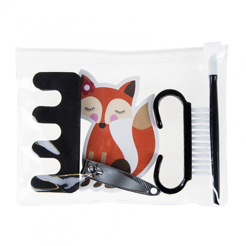Набор для маникюра и педикюра Fox