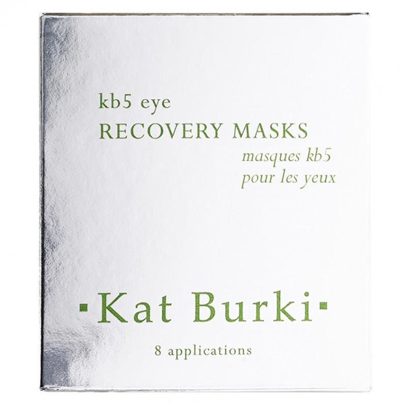 KAT BURKI Маска для глаз с комплексом KB5 восстанавливающая