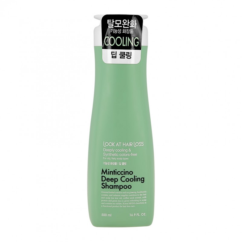 DAENG GI MEO RI Шампунь для волос LOOK AT HAIR LOSS (для жирной кожи головы)