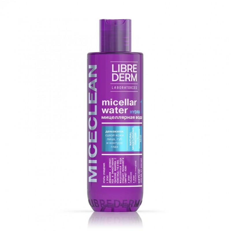 LIBREDERM Мицеллярная вода для сухой кожи HYDRA