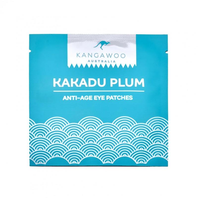 KANGAWOO Антивозрастные патчи под глаза
