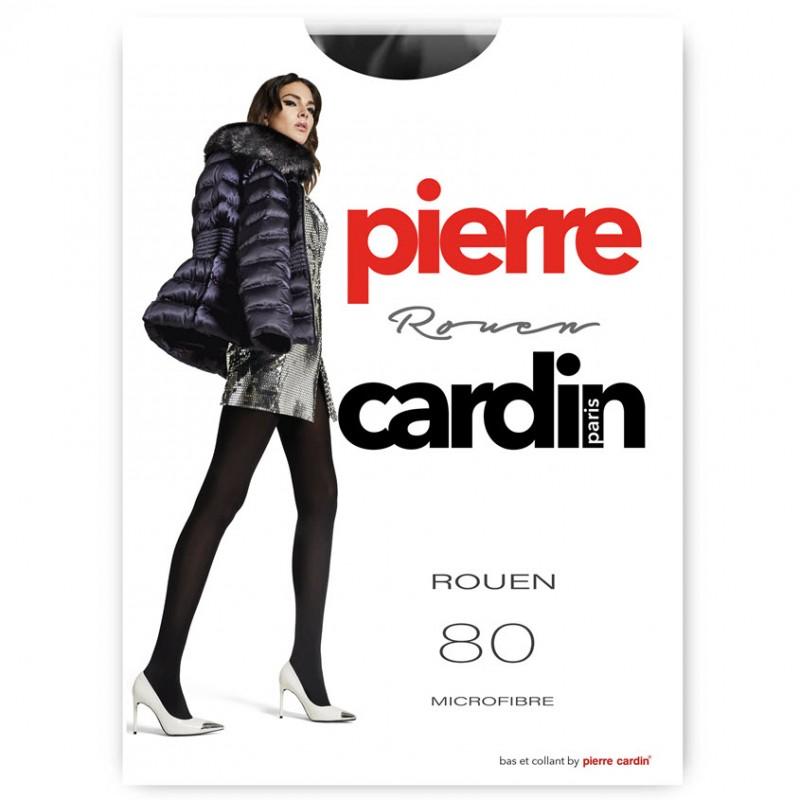 PIERRE CARDIN Колготки женские 80 ден микрофибра Rouen nero