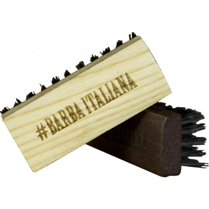 BARBA ITALIANA Щётка для усов и бороды Соленго