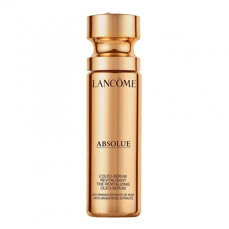 LANCOME Сыворотка-масло для кожи лица с эффектом восстановления Absolue
