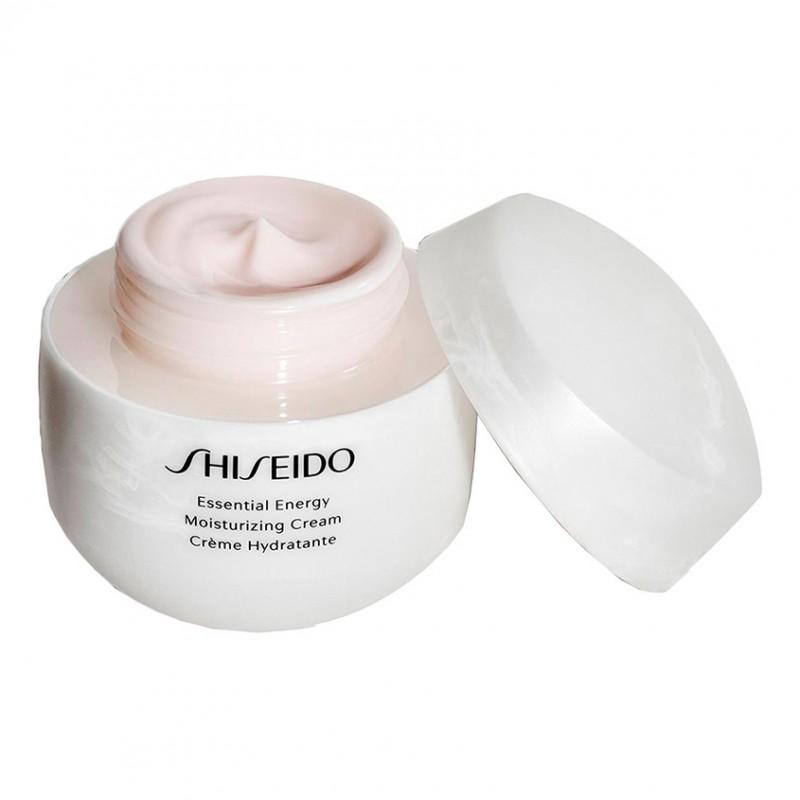 SHISEIDO Увлажняющий энергетический крем Essential Energy
